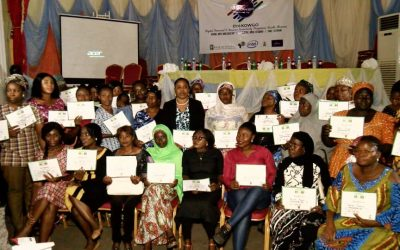 Financial Literacy Training and BOI loan awards