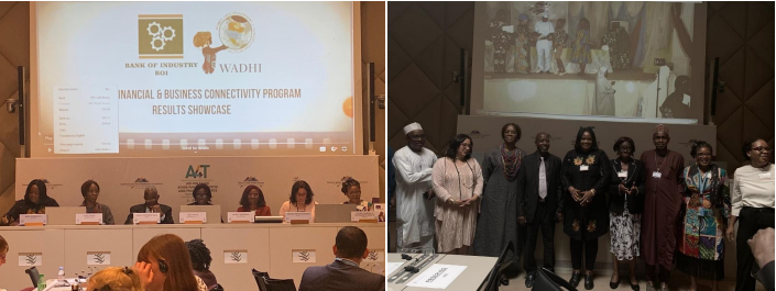 WTO A4T GTR Side Event in Geneva: Nigeria – KOWGO: Indigenous Digital Solution for Achieving SDGs, Trade and Women's Empowerment