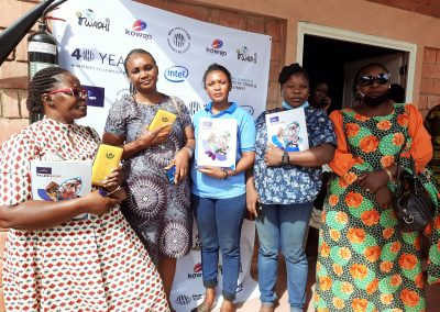 KOWGO Training for Blooming Amazons-National Survival Fund Support for Beneficiaries